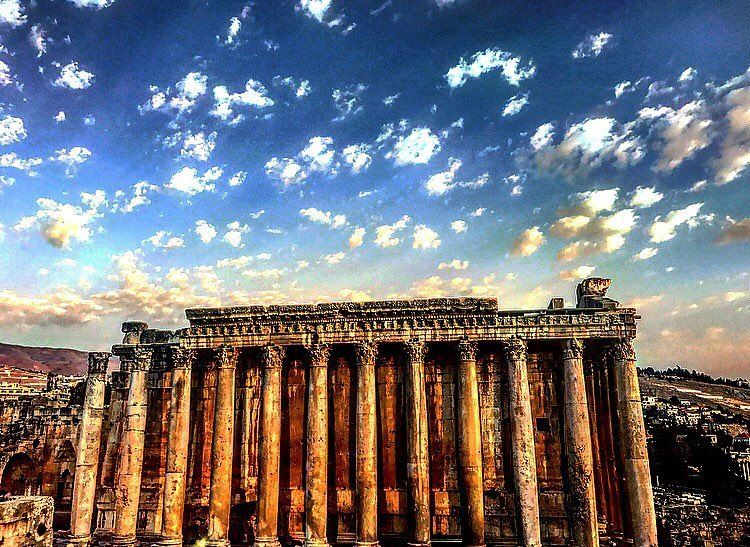 The end is... (Baalbek, Lebanon)