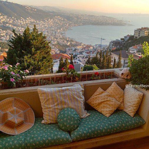 Relax! R&R relaxation lebanon lebaneselifestyle view ... (Adma, Mont-Liban, Lebanon)