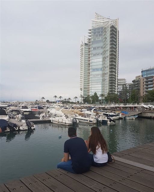 Lebanon...unique life style ig_lebanon insta_lebanon insta_jezzine ... (Zaitunay Bay)