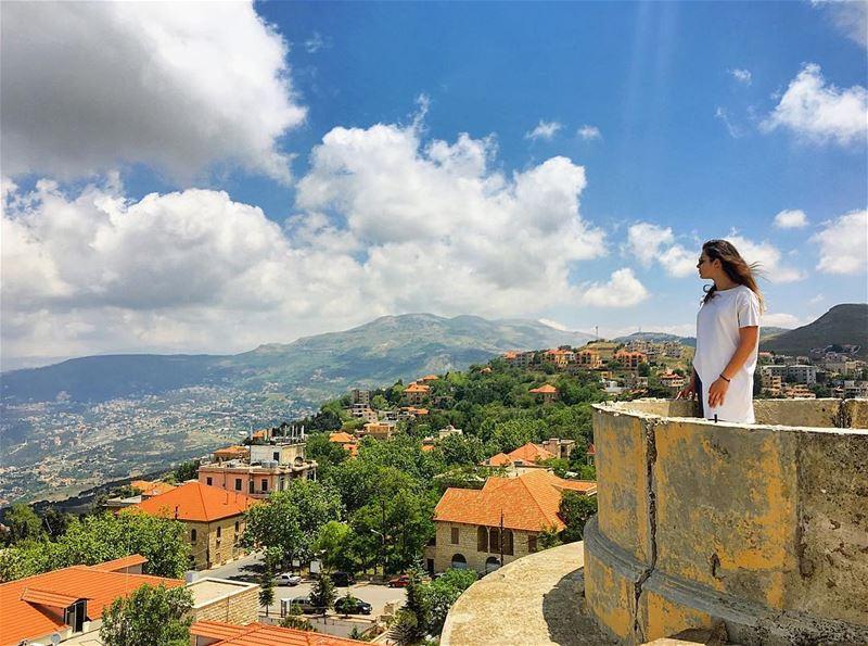 lebanon nature throwback instagood wanderlust travelgram ... (Sawfar, Mont-Liban, Lebanon)