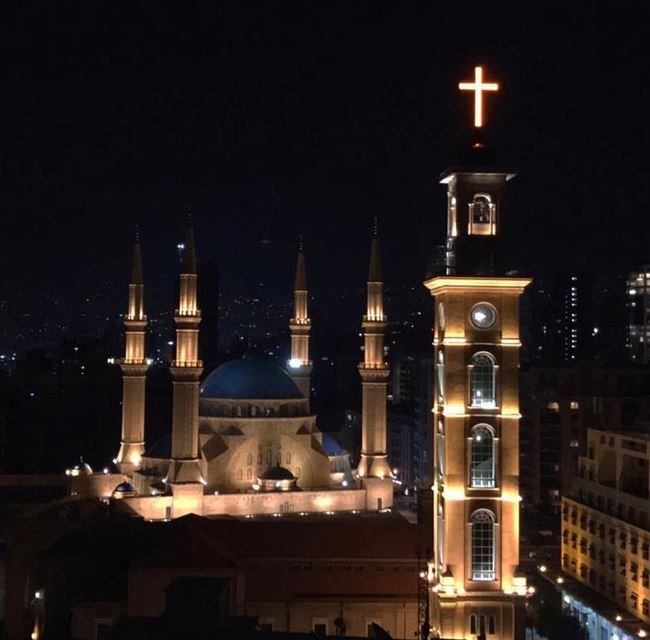 📲Turn ON Post Notifications 🌄Amazing view from downtownbeirut 📸Photo... (Downtown Beirut)
