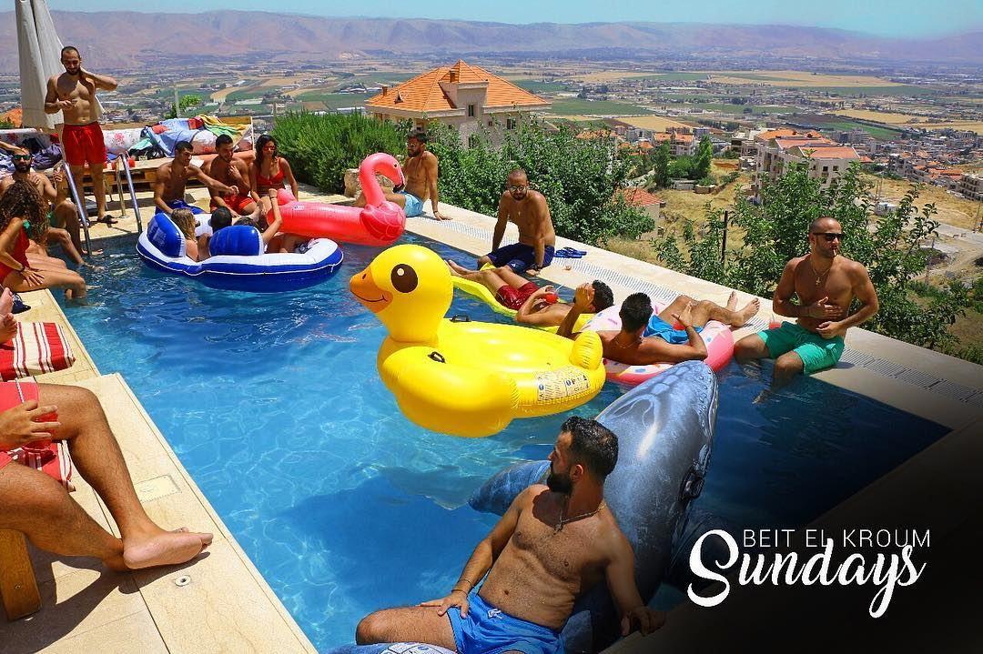 Busy Summer Days beitkroum livelovebeirut livelovebekaa livelovezahleh... (Beit El Kroum)