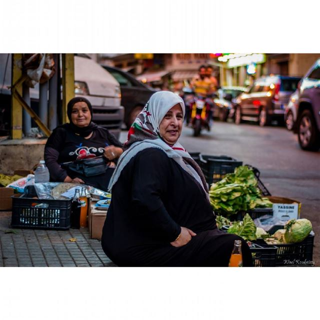 beirut  lebanon  street  women  selling  vegetables  streetpic  market ...