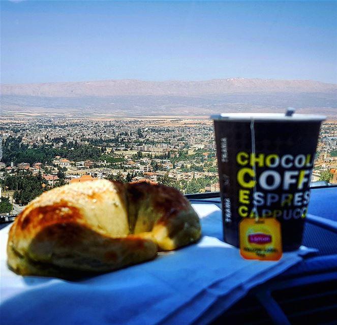 Car breakfast ---------------- lebanon baalback baalbeck ... (Baalbeck, Béqaa, Lebanon)