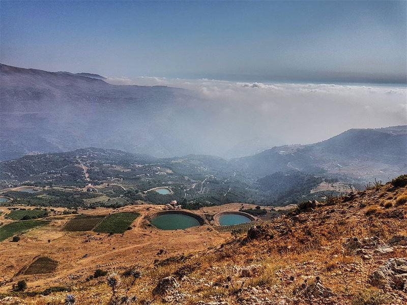 High above the clouds landscape landscapephotography mountain sannine ... (Mount Sannine)