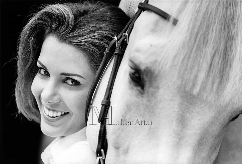 Her Royal Highness Princess Haya bint Hussein is the daughter of King... (Polo De Paris)