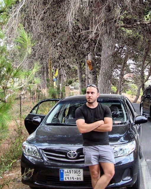 Black on Black 🌝s .. lebanon lebanon_hd lebanon_hdr southlebanon ... (Al Haniyah)