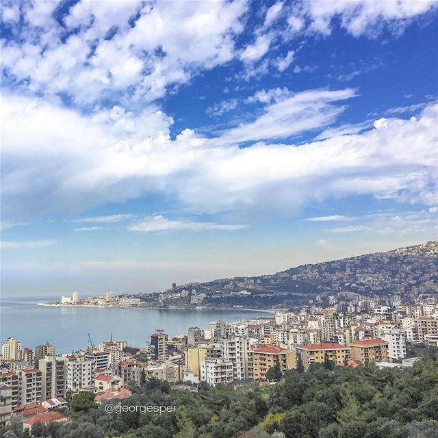 Jounieh, Lebanon 🇱🇧 Happy Sunday...... proudlylebanese ... (جونية - Jounieh)