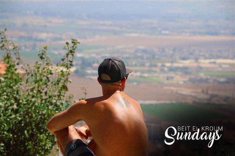 A real Getaway beitelkroum livelovezahleh livelovebeirut livelovebekaa... (Beit El Kroum)