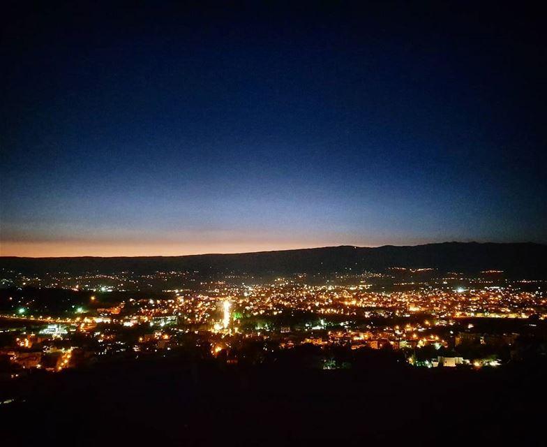 ENJOY EVERY SUNSET, LOOK FORWARD TO EVERY SUNRISE.----------------------- (Baalbek, Lebanon)