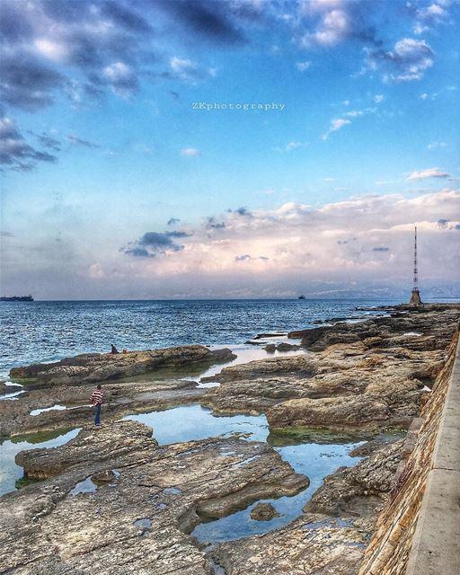 💙 • insta_lebanon ig_lebanon lebanon_pictures loves_lebanon ... (Beirut, Lebanon)