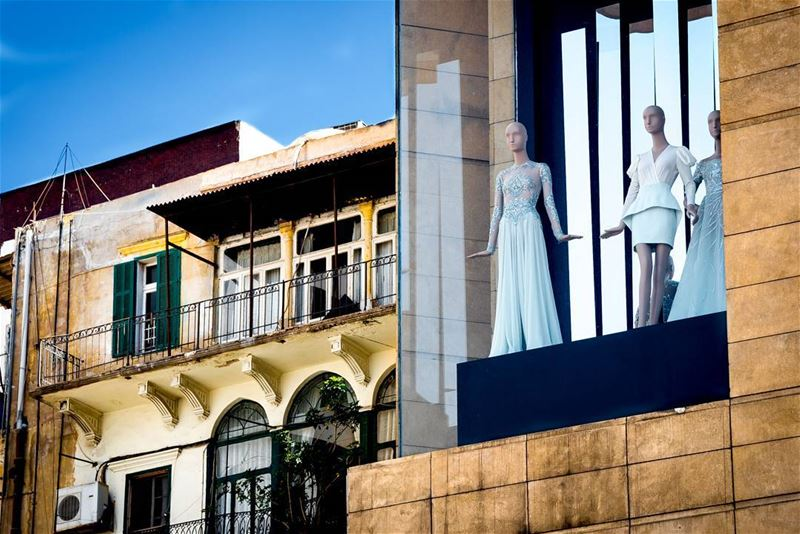 Beirut in fashion © Rudy Aoun  love  artistic  photography  middleeast ... (Beirut, Lebanon)