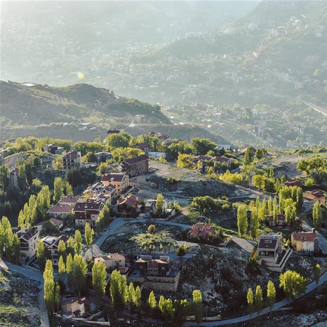 Rise & Shine 🌞 (Faraya, Mont-Liban, Lebanon)