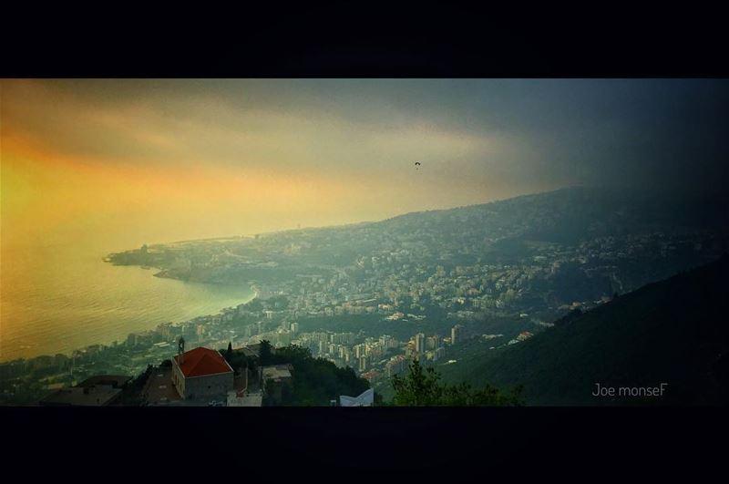 lebanon romantic red seaview sun photographer clowds church ...