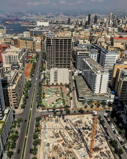Under construction ⚠️ ... (Beirut Terraces)