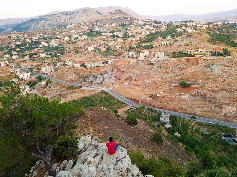 Inhale deeply, Exhale slowly 🍃..... adventure explore liveoutdoors... (Ehden, Lebanon)
