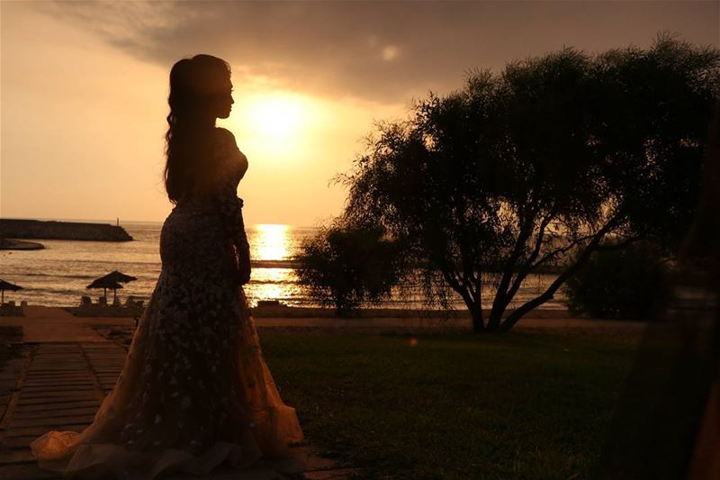 What's better than a sunset ? ~> Her . Lebanon Rachaandmohamad wedding ...
