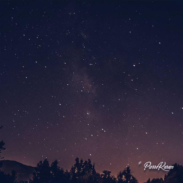 Cause you're a sky full of stars😊 star starwars skyline skylovers ... (Qartaba)