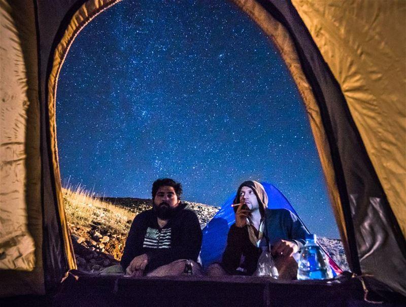 Late night at Tannourine summit lebanon vsco lonelyplanet @soukelakel (Jered Tannourine)