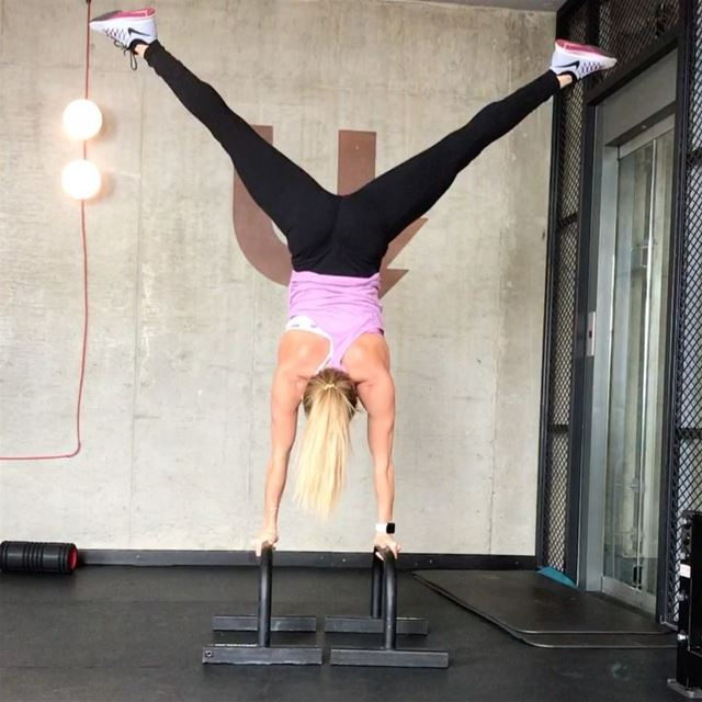 Get upsidedown tomorrow in Aerial Yoga 11am @mondayfitness in Verdun &... (U Energy Beirut)