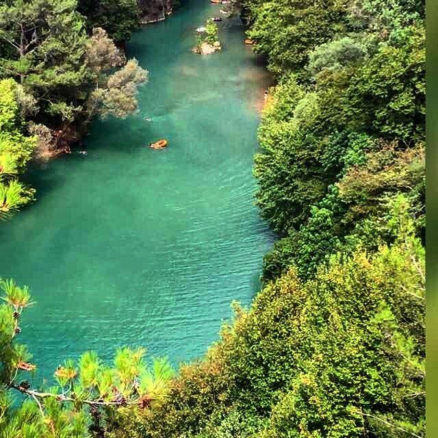 Aqua Rando Nahr Ibrahim - Chouan Lake - Sunday 30 Jul 2017 - chouan lake...