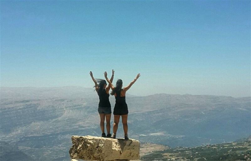 mountain   lebanon  akoura   liveloveakoura  nature  topview  bestofleb ...