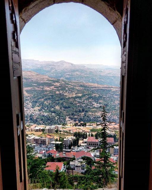Lebanon ❤ livelovebeirut livelovelebanon lebanon_pictures hd_lebanon ... (Saydet El Hosn - Ehden)
