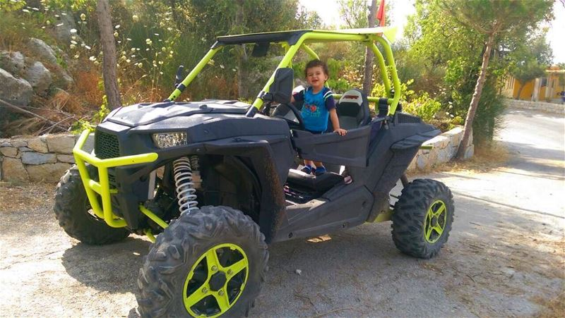 Starting them Young ! polarislebanon  rzr  atv  adventure  utvunderground...