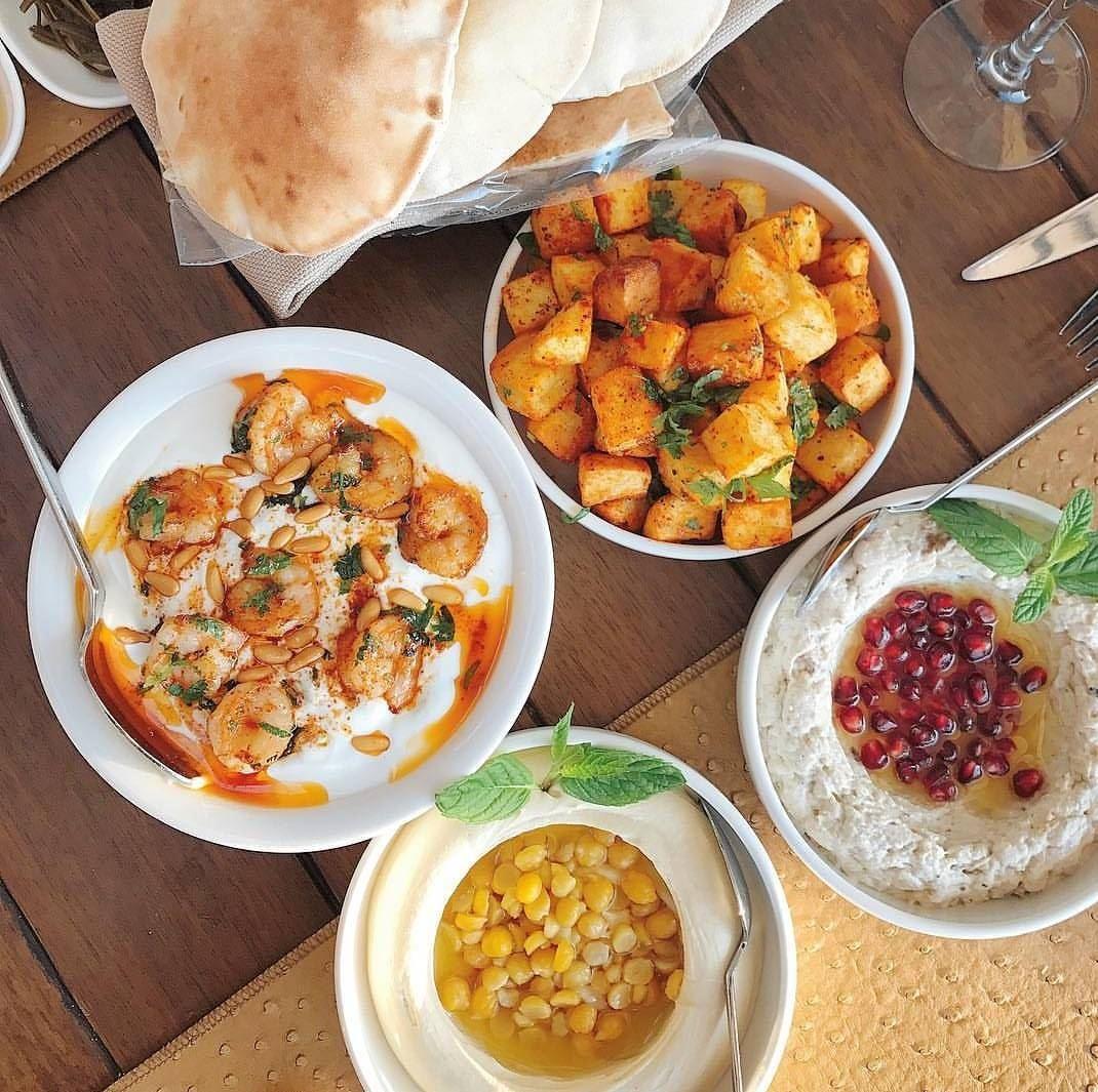 🍽 lunch lebanon lebanese food foodie whatsuplebanon yummy ... (Babel Lebanon)