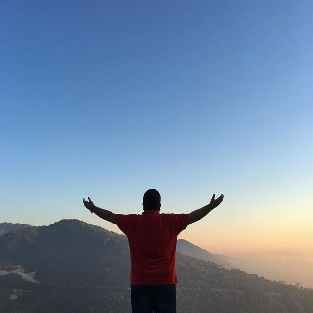Don't change so people will like you! Be yourself and the right people... (`Aramoun, Mont-Liban, Lebanon)