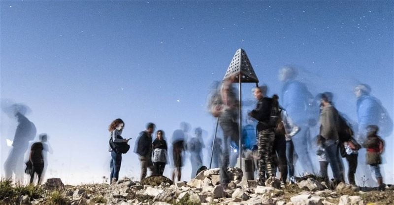 Ein chakhar peak - Jabal el Hadid 1935m hiking peak moonmonkeylebanon ... (Jabal el Hadîd)