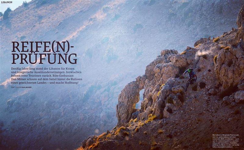 Dreißig Jahre lang stand der Libanon für Krisen und kriegerische... (Tannourine Cedars Nature Reserve)