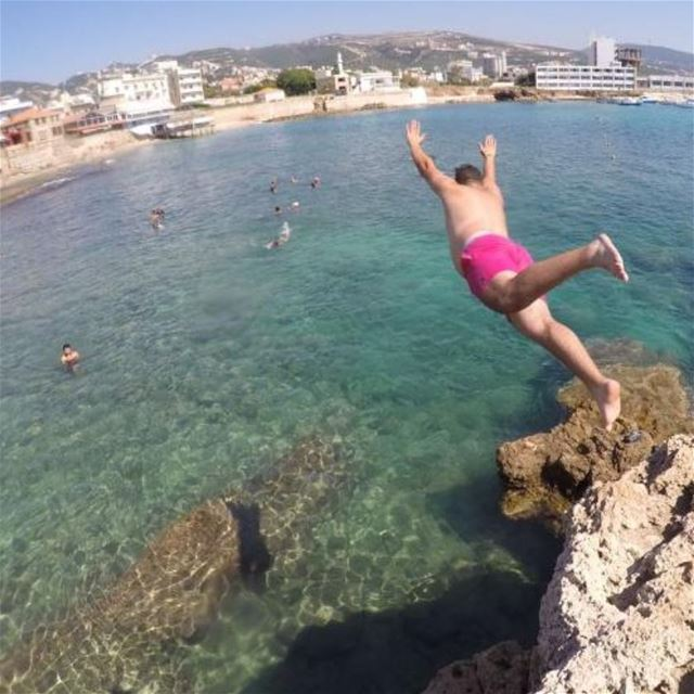 Just jump don't ask batrounviews mybatroun livelovebatroun ...