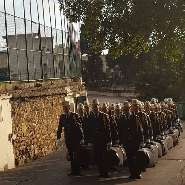 حماكم الله من كل غدرٍ my photo lebanese army كبار_بالوطن lebanese army... (Lebanon)