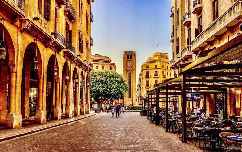 beirut is where i was born and raised...❤️ letstalkaboutlebanon ... (Downtown Beirut)