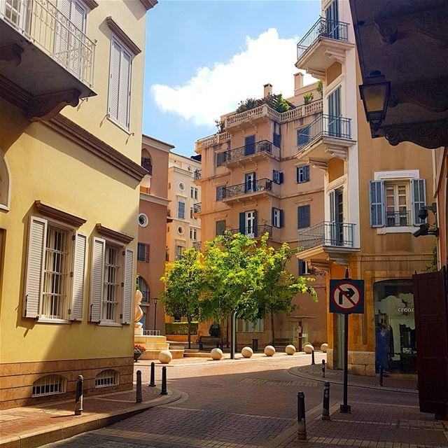 Saifi village❤❤🇱🇧🇱🇧 summertime colors sunnyday buildings village ...