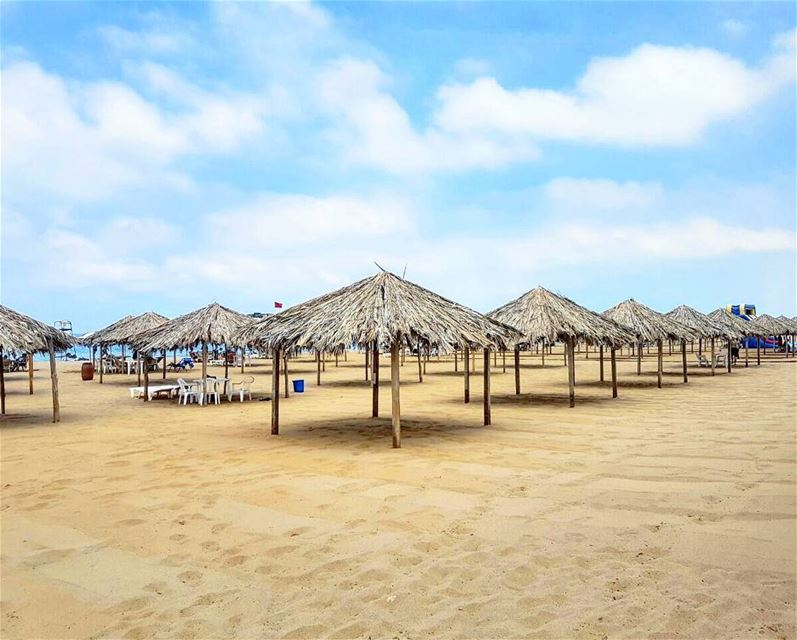 Summer in lebanon is ❤❤❤🏊🏖😎 summertime beachlife whitesand ... (Al Jisr Beach)