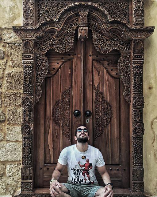 Old ways won't open new doors 🗝 (صور جنوب لبنان)