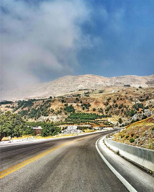 When within yourself you find the road, the right road will open.Dejan... (Sannin, Mont-Liban, Lebanon)