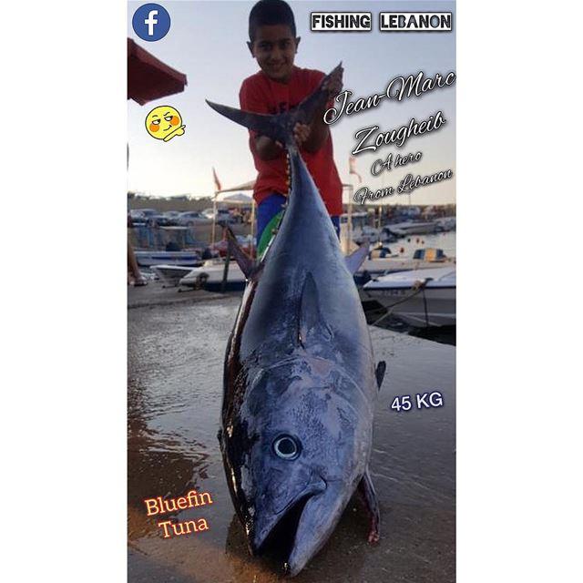 Jean-Marc Zougheib a Hero from Lebanon fishinglebanon tripolilb beirut ... (Tripoli, Lebanon)