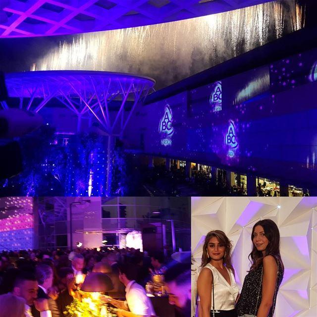 About last night...🎆 ABCgoesToVerdun ABCVerdun abcmall abcgroup mall...
