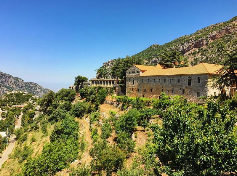 lebanon nature throwback instagood wanderlust travelgram ... (Tannurin Al Fawqa, Liban-Nord, Lebanon)