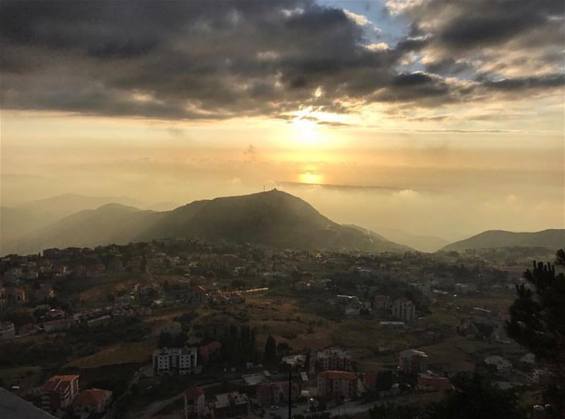 Don't ask what the world needs. Ask what makes you come alive, and go do... (Ehden, Lebanon)