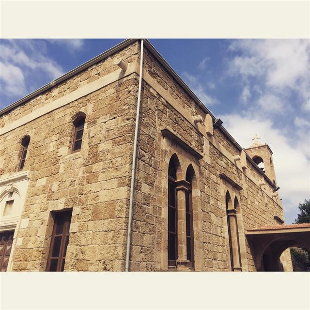 One of a kind church💙 lebanon batroun batrounalive batrouning ... (Batroûn)