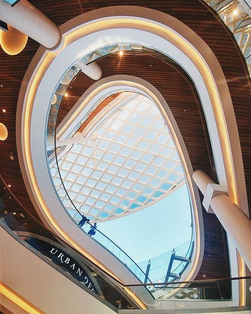ABC Mall-Verdun @abclebanon by Callison RTKL @callisonrtkl abcmall ... (Abc, Verdun)