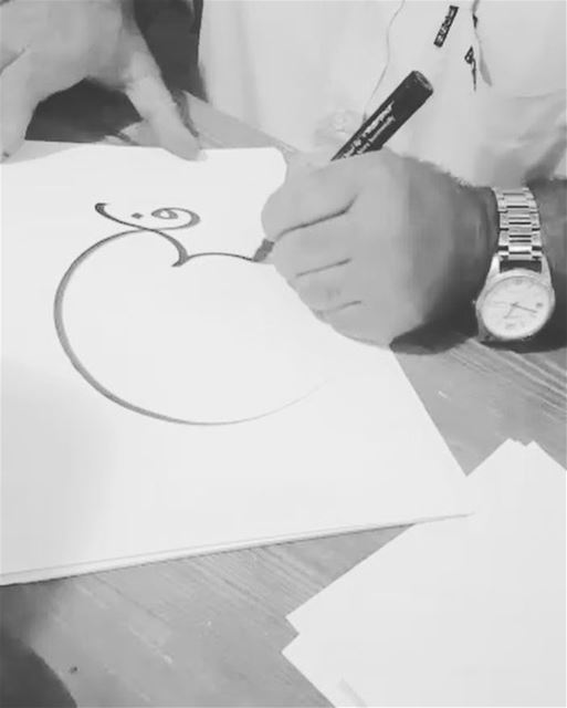 lebanon broumana calligrapher holiday soukakel livelovelebanon... (Brummana)