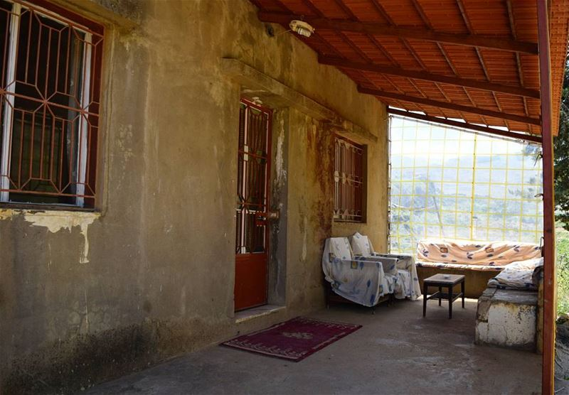 simplicity ..it is the ultimate sophistication oldhouse oldchair ... (Lebanon)