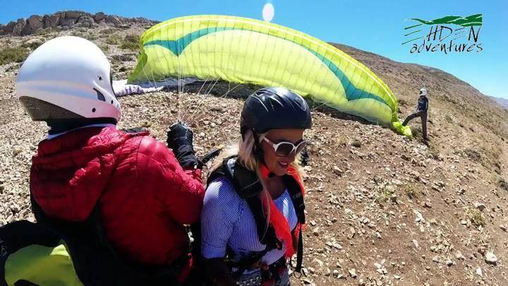 ehdenadventures fly paragliding madeineehden enjoy scenery ...