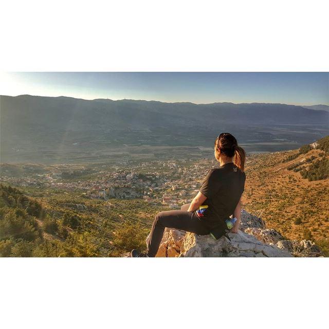 🇱🇧🌄 (Baaloûl, Béqaa, Lebanon)
