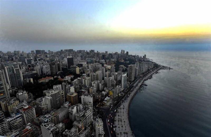 بيروت (📸 لبنان 24). . . Lebanon Beirut city livelovelebanon ...